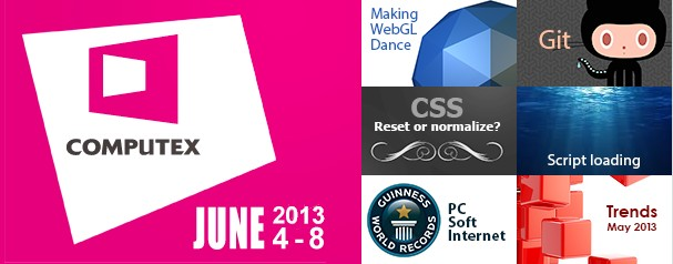Дайджест интересных материалов из мира веб разработки и IT за последнюю неделю №60 (1 — 8 июня 2013)