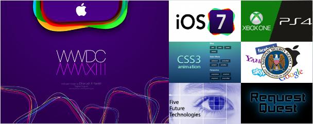 Дайджест интересных материалов из мира веб разработки и IT за последнюю неделю №61 (9 — 15 июня 2013)