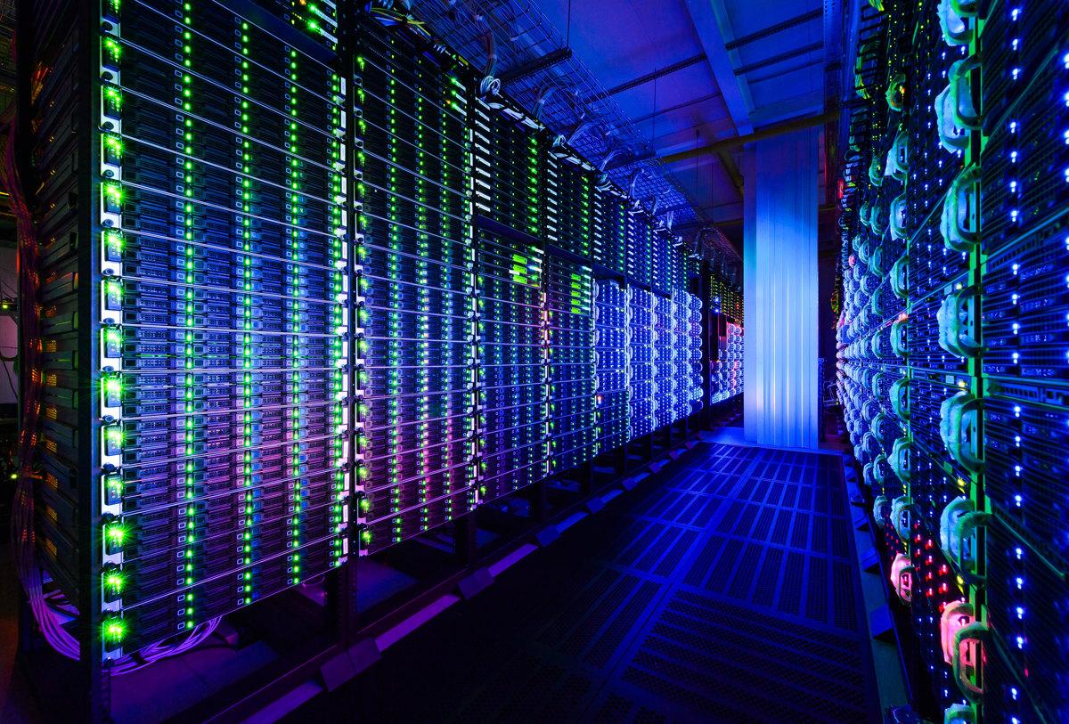 дата-центр в России