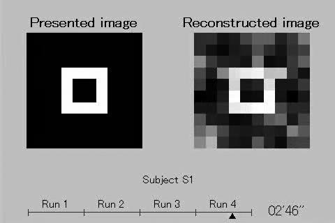 Декодирование изображений из мозга человека