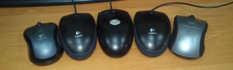 Делаем работу с мышью Logitech в Linux комфортнее