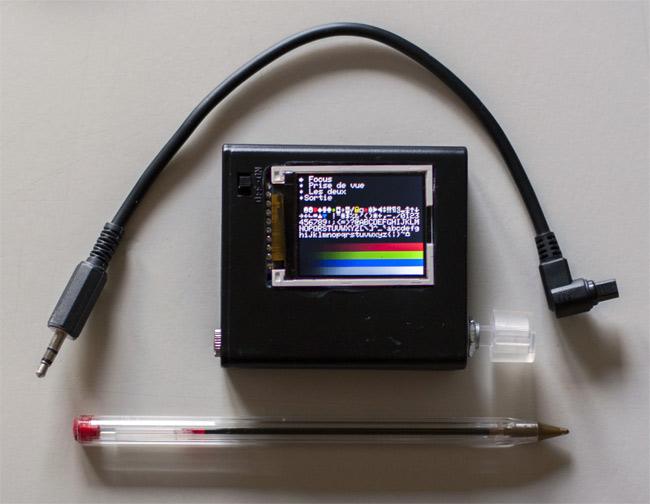 Дистанционный пульт DSLR для ночной фотосъёмки