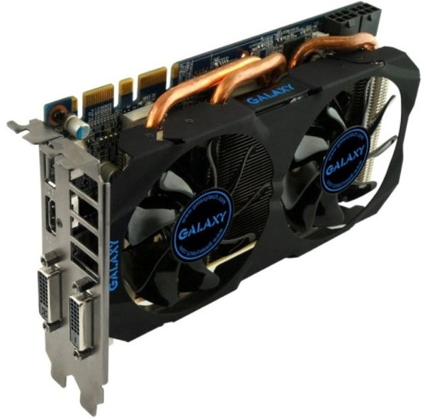 О цене 3D-карты Galaxy GeForce GTX 760 Mini данных нет