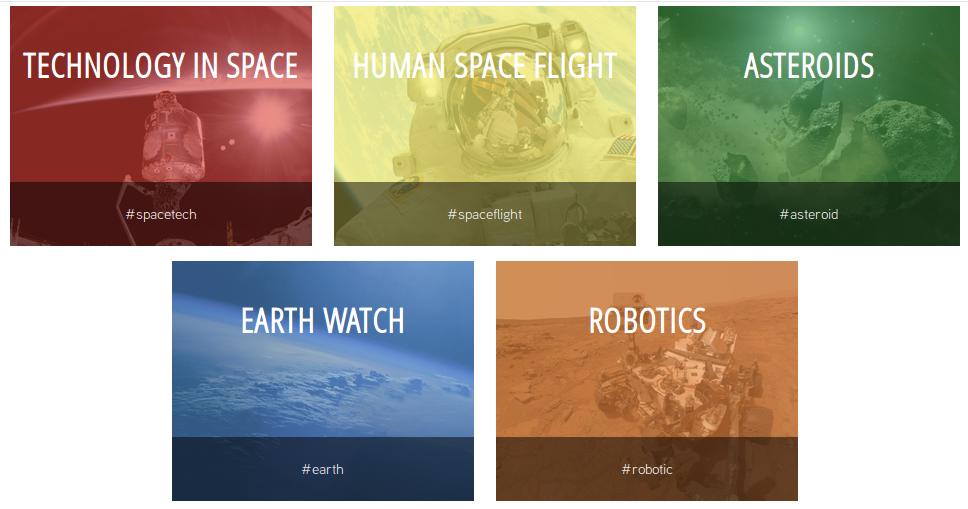 Два дня до International Space Apps Challenge
