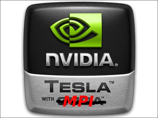 Два гиганта в одной программе — Nvidia CUDA и MPI