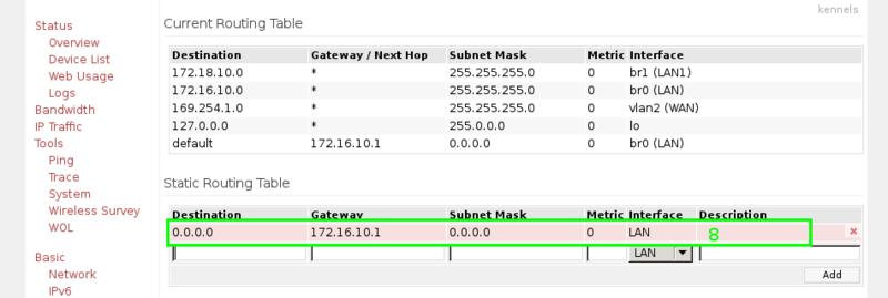 Две сети по одному кабелю между Mikrotik Router OS и Shibby Tomato USB на Netgear WNR3500L