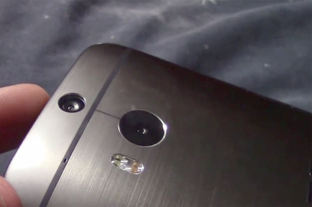 Двойная камера нового HTC One позволит изменять фокус уже у сделанной фотографии