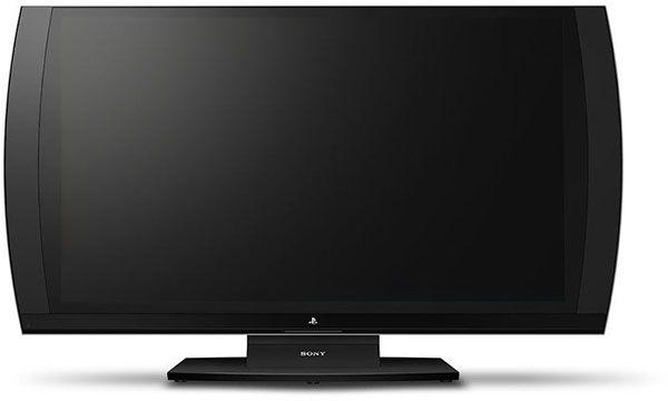 Sony PlayStation 4 будет встроена в телевизором