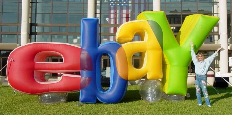 eBay. Преступление и наказание