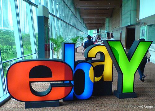 eBay сменила логотип