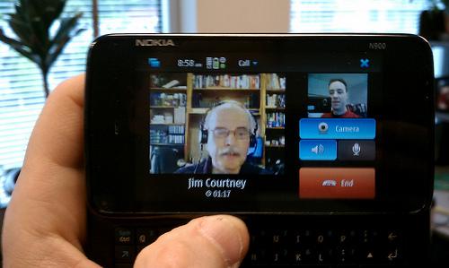 Единый интерфейс мобильного устройства