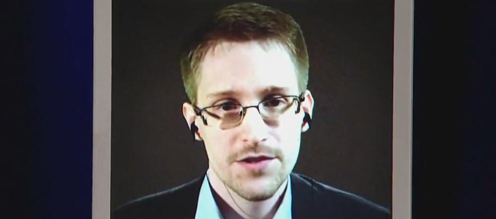 Эдвард Сноуден на TED: Как нам вернуть Интернет (озвучка)