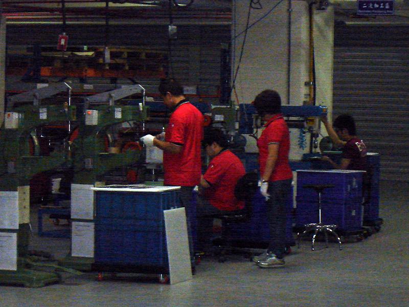 Экскурсия на новый завод Supermicro