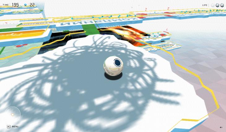 Экспериментальное демо Google Chrome — превращаем любой сайт в интерактивный 3D лабиринт