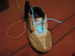 Электролюминесцентная подсветка: холодный неон
