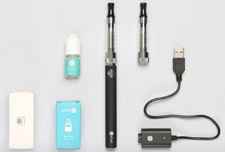 Электронная сигарета будет считать каждую затяжку
