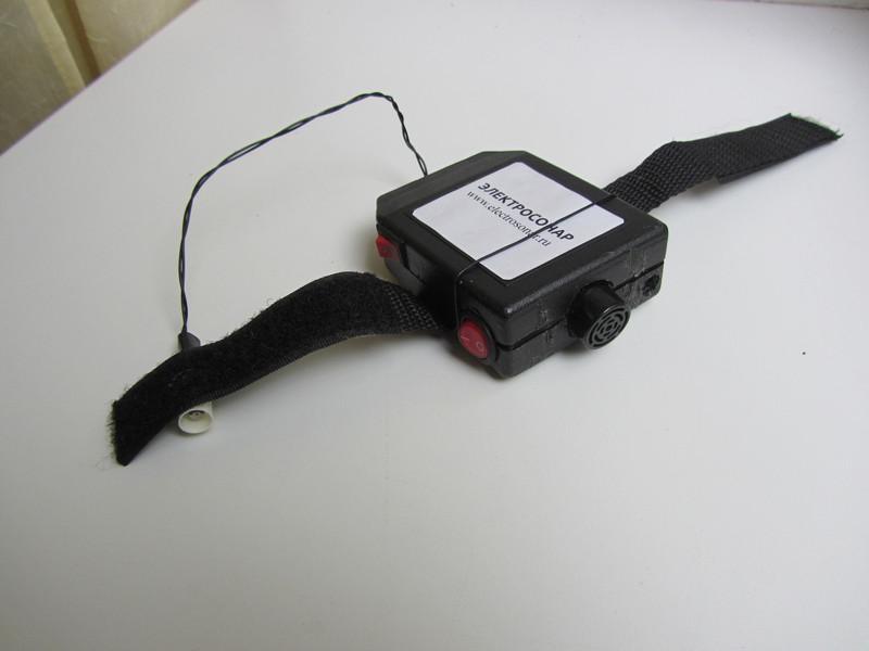 Электронный поводырь для слепых «Электросонар»
