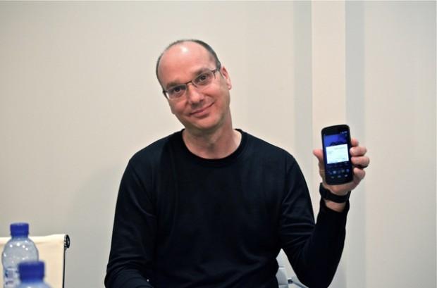 Энди Рубин отходит от Android