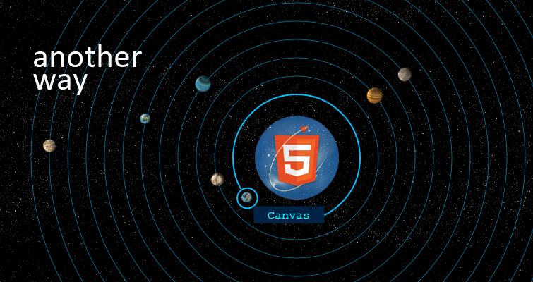 Ещё одна «Солнечная cистема» на HTML5 Canvas