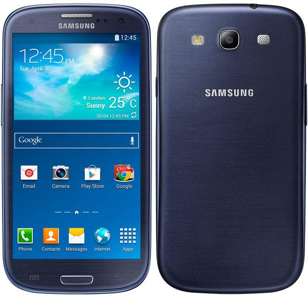 Смартфон Samsung Galaxy S III Neo предложен в Германии синем и белом вариантах по цене 270 евро