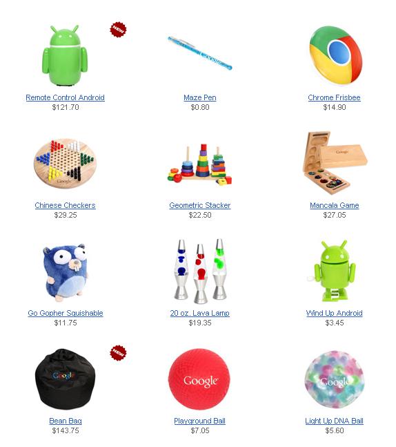 Фирменные магазины Google Store откроются до конца года