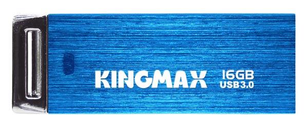 Флэш-накопитель Kingmax UI-06 с интерфейсом USB 3.0 развивает скорость чтения до 85 МБ/с