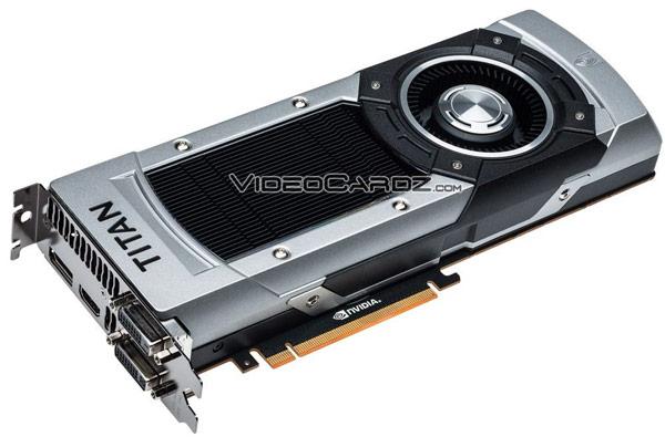 3D-карта GeForce GTX Titan Black оказалась не совсем черной