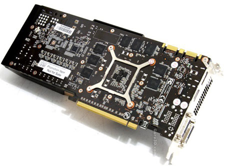 Фото дня: 3D-карта Palit GeForce GTX 680 JetStream с 4 ГБ памяти