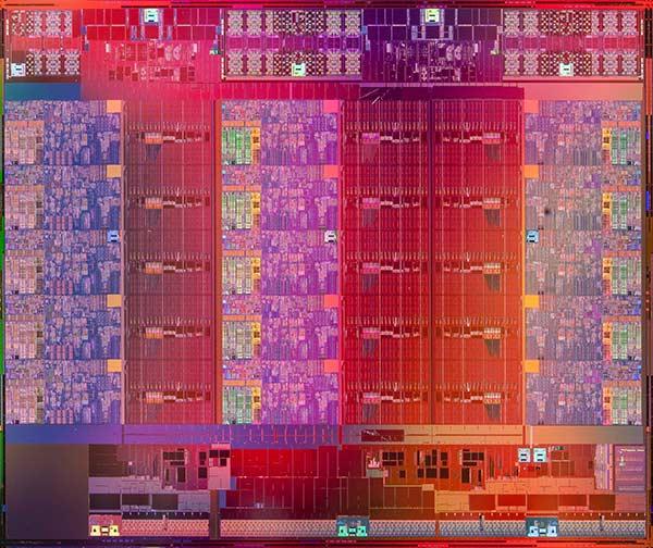Процессоры Intel Xeon E7 v2 выпускаются по 22-нанометровой технологии