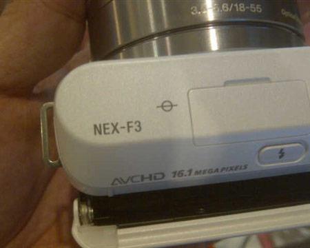 Фото дня: первое изображние беззеркальной камеры Sony NEX-F3