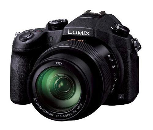 Камера Panasonic Lumix DMC-FZ1000 оснащена объективом в ЭФР 24-400 мм