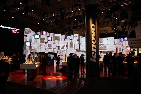 Компания Lenovo привезла на MWC 2014 смартфоны и ультрабук