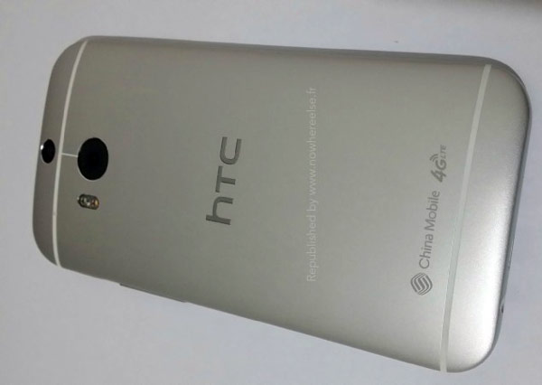 Фотогалерея дня: смартфон All New HTC One