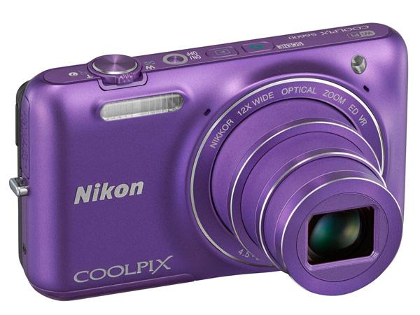 Камера Nikon Coolpix S6600 поддерживает съемку видеороликов в формате Full HD со стереозвуком