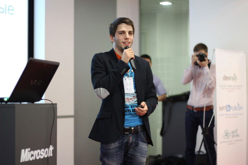 Фоторепортаж с Mobile First! Conference