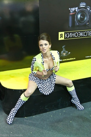 Фоторепортаж с выставки Consumer Electronics & Photo Expo 12