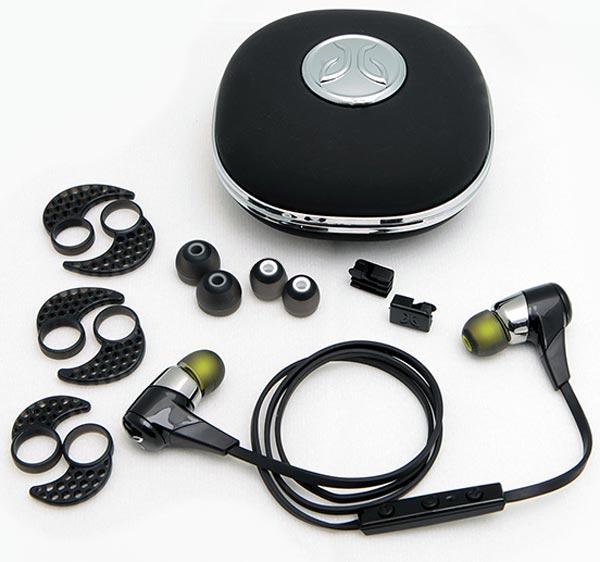 Гарнитуру JayBird BlueBuds X можно «привязать» одновременно к восьми устройствам
