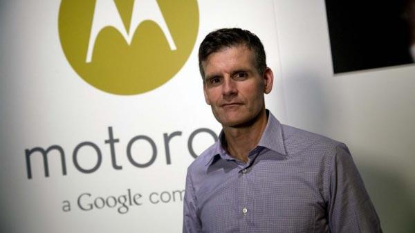 Генеральный директор Motorola Mobility уходит в Dropbox