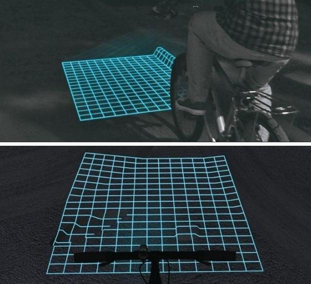 Гениально! Девайс для любителей велопрогулок