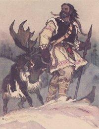 Протагонист, кажется, поймал удачу за рога и бодро шагает к светлому будущему
