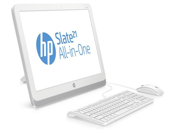 Гибридный моноблок HP Slate 21 AIO