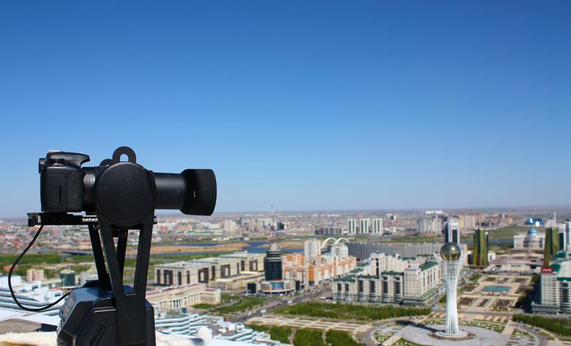 Гигапиксельные панорамы двух столиц