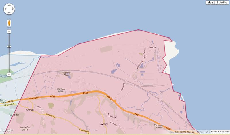 ГИС: определение вложенности административных округов