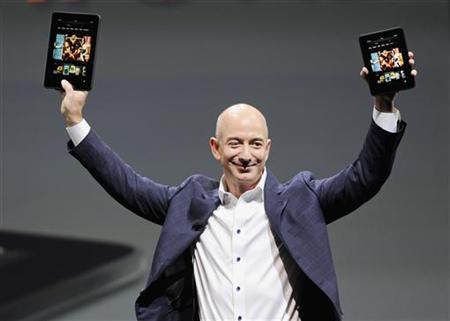 Глава Amazon подтвердил, что устройства Kindle продается по себестоимости