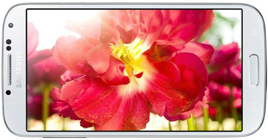 Samsung Galaxy S4 станет первым смартфоном южнокорейской компании, который будет продан в количестве 10 млн штук менее чем за месяц