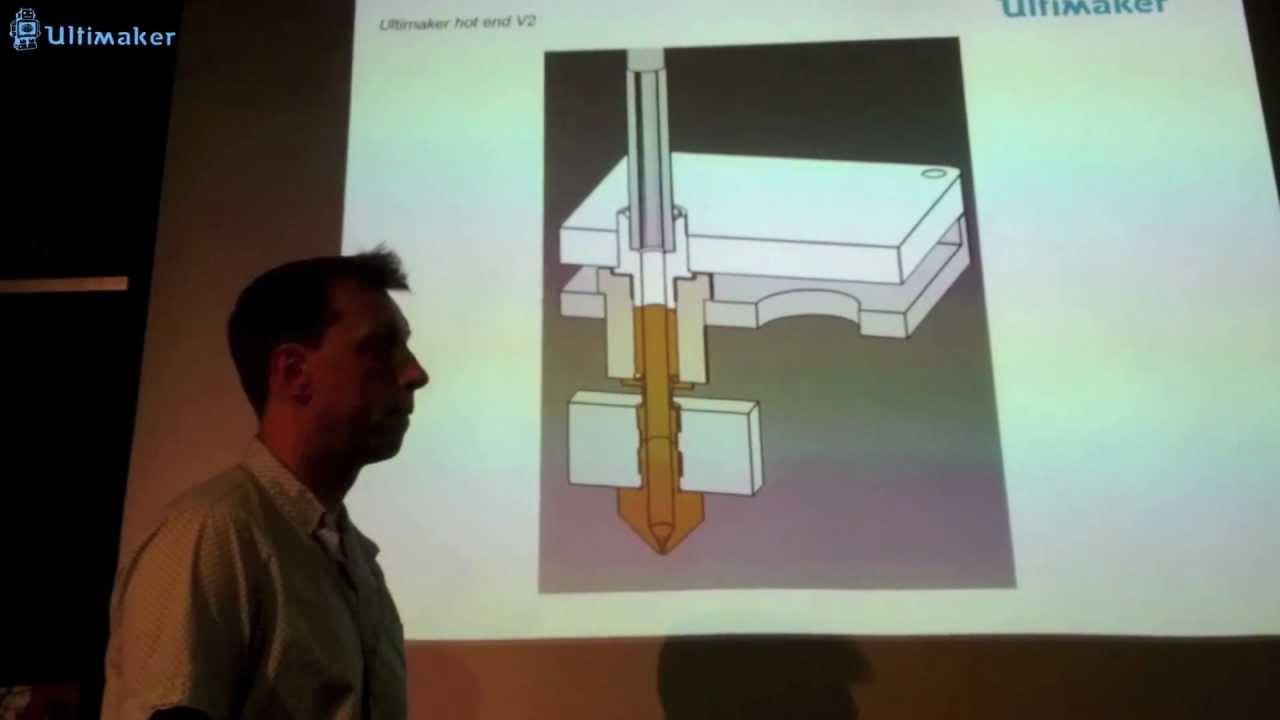 Головка 3Д принтера. Три составные части и три источника. На пути к совершенству