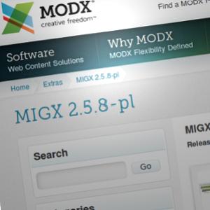 Групповое редактирование ресурсов (документов) с помощью MIGXDB