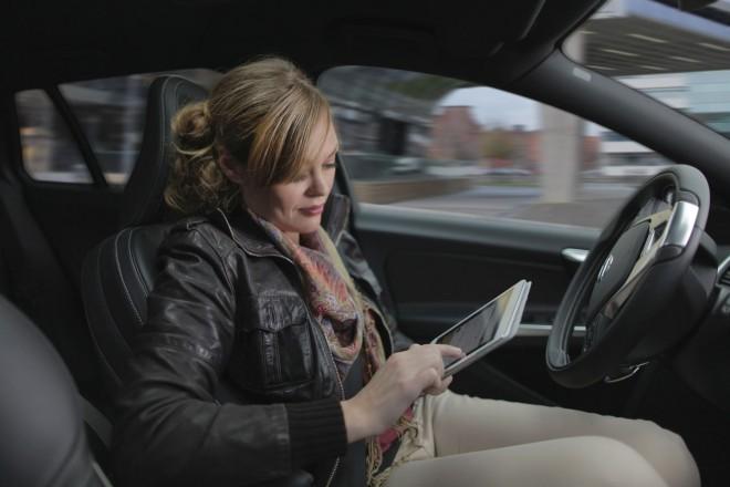 Гётеборг заказал 100 беспилотных автомобилей к 2017 году