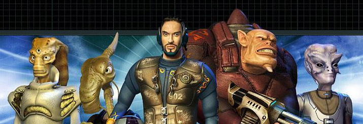 Игра «Космические рейнджеры 2»
