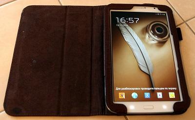Хабраобзор Samsung Galaxy Note 8.0 – один в поле еще какой воин!